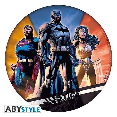 DC COMICS Tapis de souris Justice League
