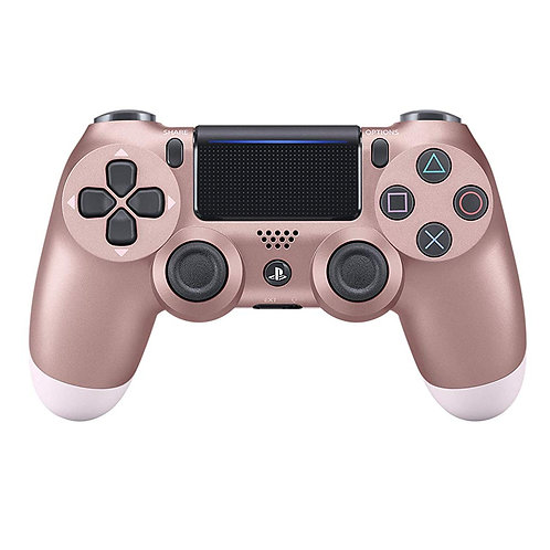 MANETTE DUAL SHOCK V2 ROSE GOLD PS4