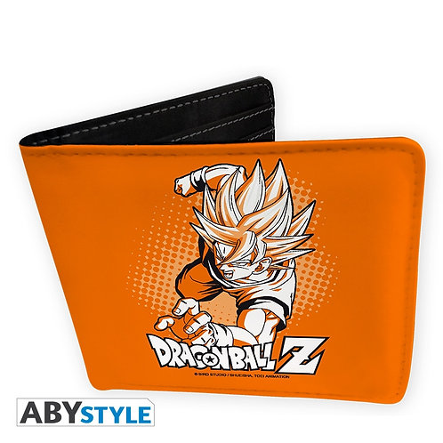 DRAGON BALL Z Portefeuille Goku Vinyle