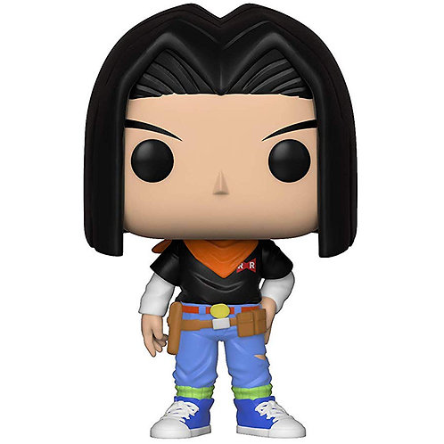 Figurine POP Android 17 (Dragon Ball Z)