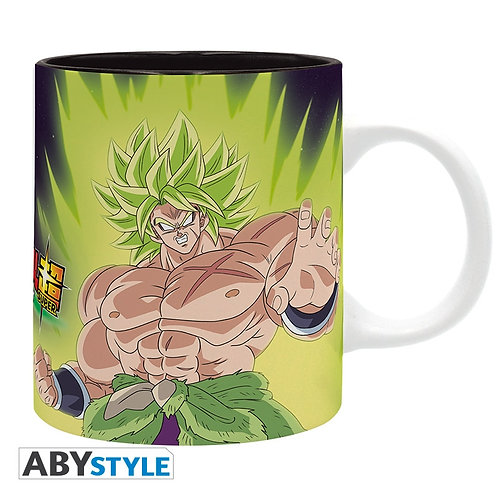 DRAGON BALL SUPER BROLY Mug Broly vs Goku & Vegeta