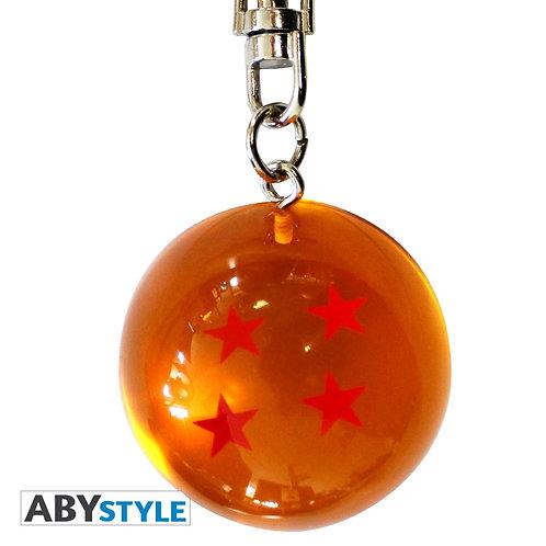 DRAGON BALL Z Porte-clés 3D Boule de cristal