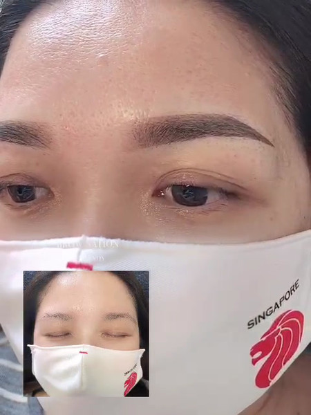 Brow Nation Lady
