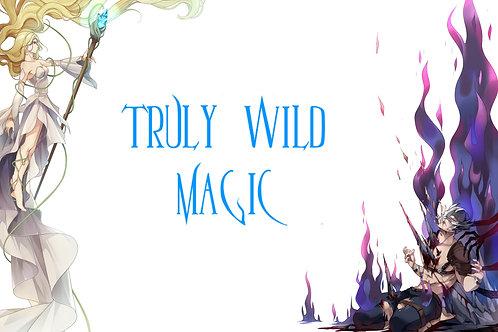 Truly Wild Magic Original PnP PDF