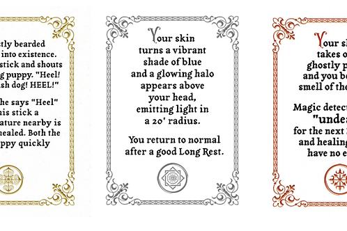 Truly Wild Magic: Remastered PnP PDF