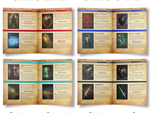 Tome of Magical Mystery PDF