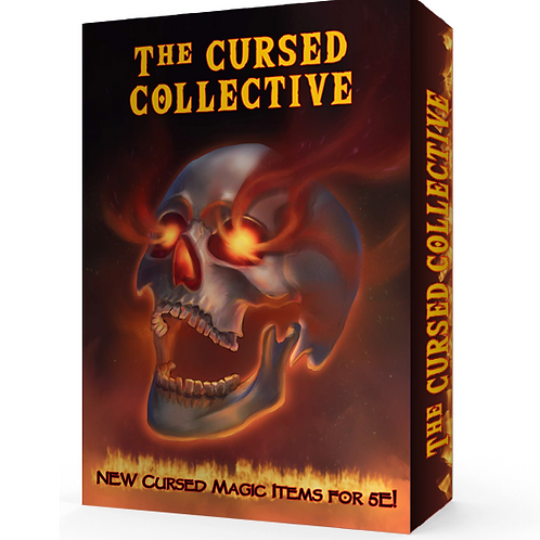 PnP PDF The Cursed Collective