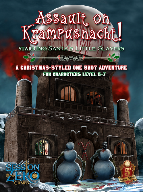 Assault On Krampusnacht