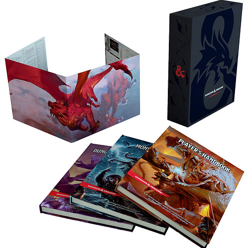 Dungeons & Dragons 5E Core Book Box Set