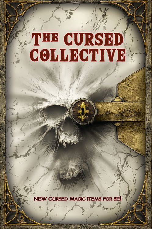 Cursed Collective Book PDF