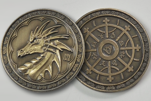 Magic Metal Coins
