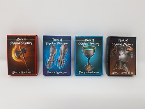 The Decks of Magical Mystery