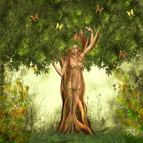 'MAYA' the Illusive Mother of Earth