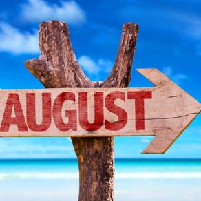 August 2018 Horoscope
