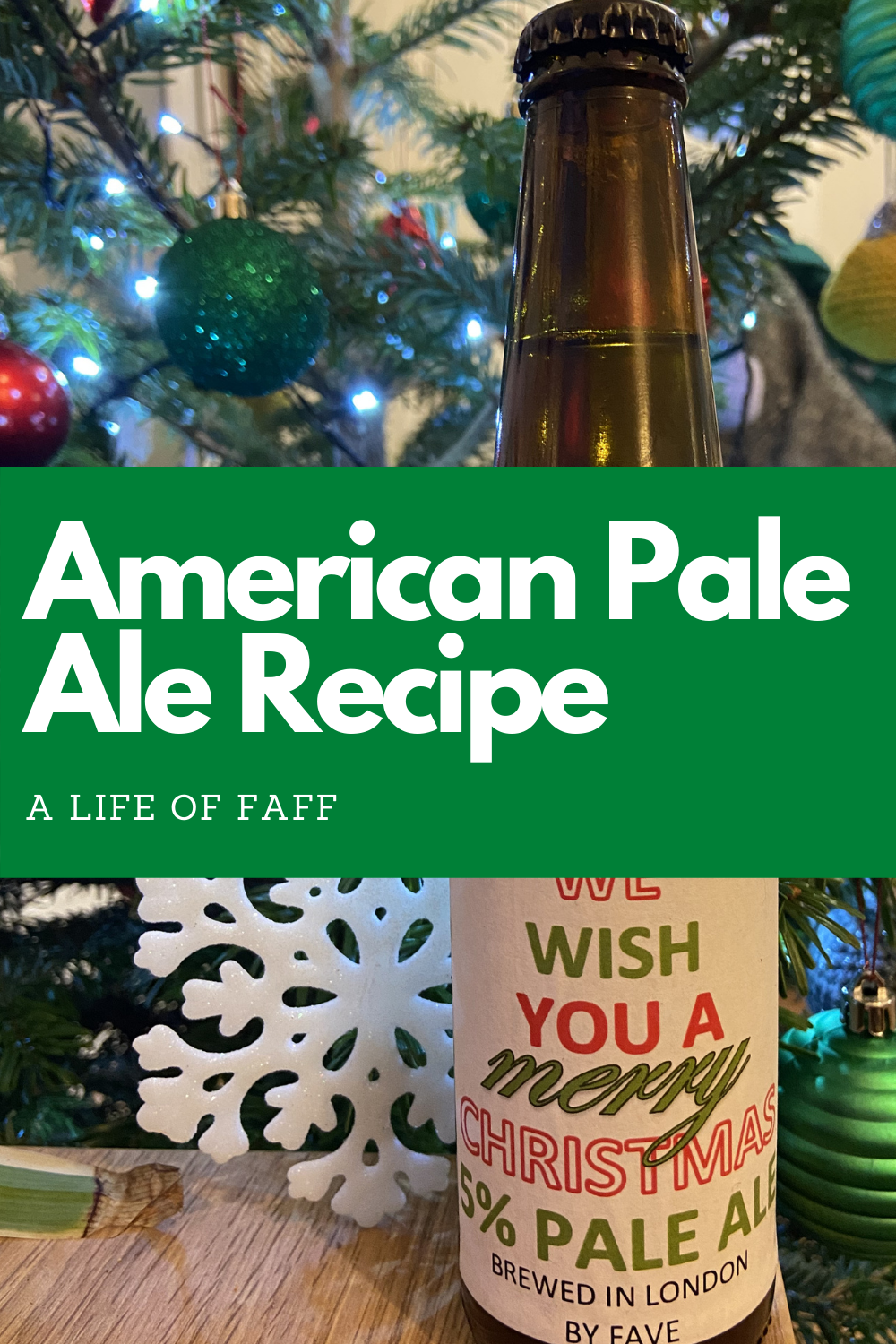 We wish you a Merry Christmas 5% pale ale Pin 3 for Pinterest