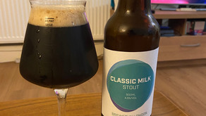 Brew #12: Classic Milk Stout