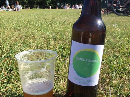 Brew #3 - A Simcoe SMaSH IPA