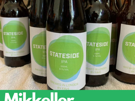 Brew #9: Mikkeller Stateside IPA clone!