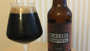 """Brew #5 - Our """"Black"""" is Beautiful Stout!"""