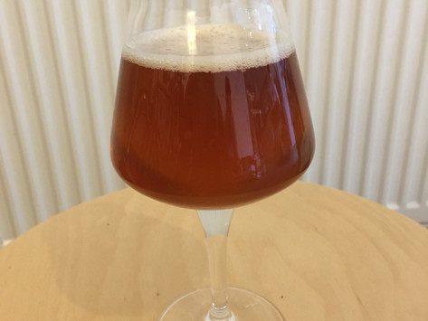 Brew #6 - Juicy Fruit Pale Ale (Mosaic and Simcoe)