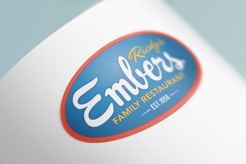 Embers - Re-Branding