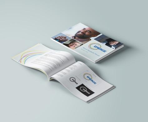 Emerge - Brand Identity System