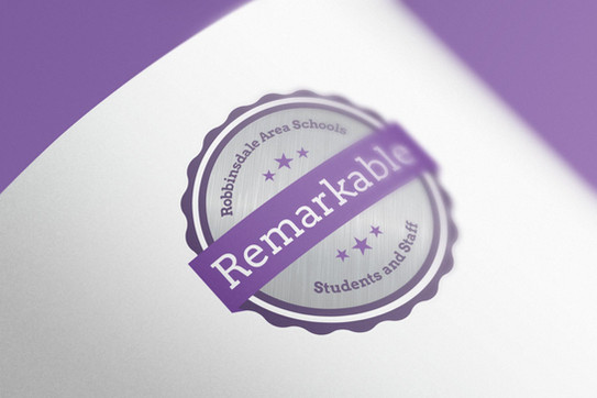 Robbinsdale School District - Robbinsdale Remarkable Campaign