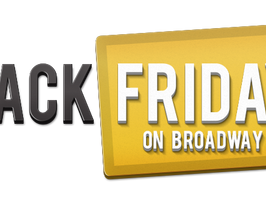 Black Friday on Broadway