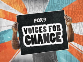 FOX 9 'Voices For Change' discusses racism, prejudice and social inequity