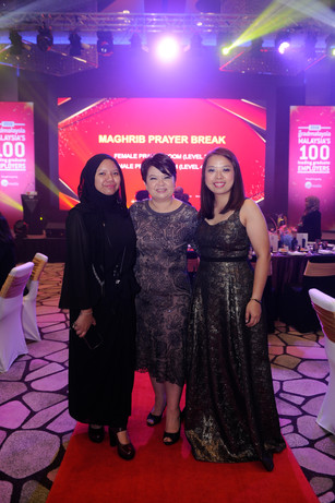 Malaysia's 100 Leading Graduate Employers Awards