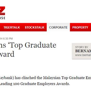 Malaysia's 100 Leading Graduate Employers in KiniBiz