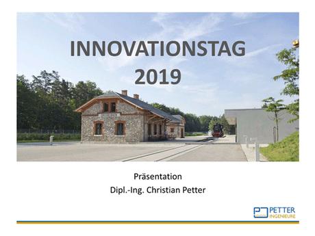 INNOVATIONSTAG 2019