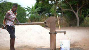 Girl Pumping Water_square.jpg