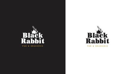 Instinto Creativo para Black Rabbit por Bestial Design