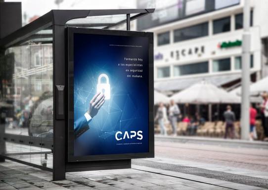 Instinto Creativo para CAPS por Bestial Design