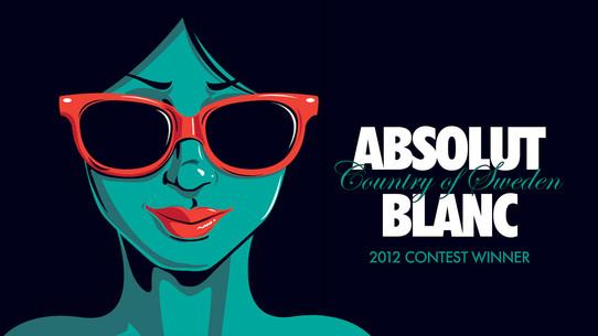 Instinto Creativo para Absolut Blank por Bestial Diseño