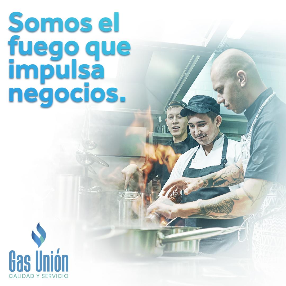 Contenido Gas Unión