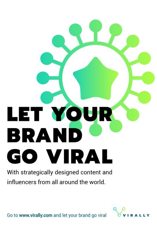 Instinto Creativo para Virally por Bestial Design