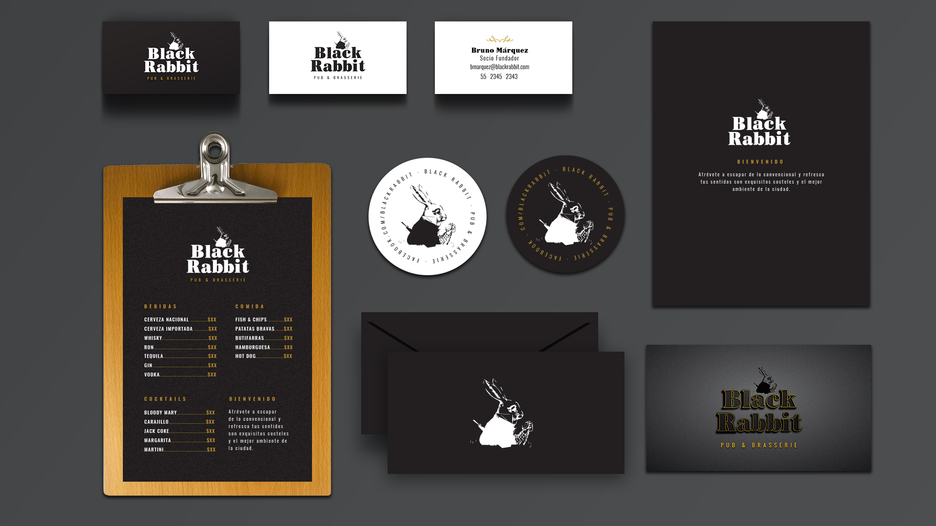 Black Rabbit Branding