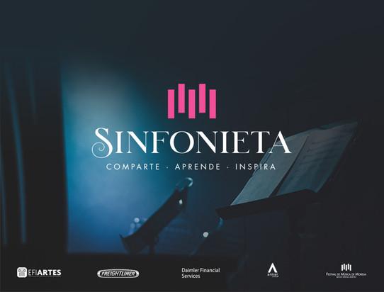 Instinto Creativo para la Sinfonieta FMM por Bestial Diseño