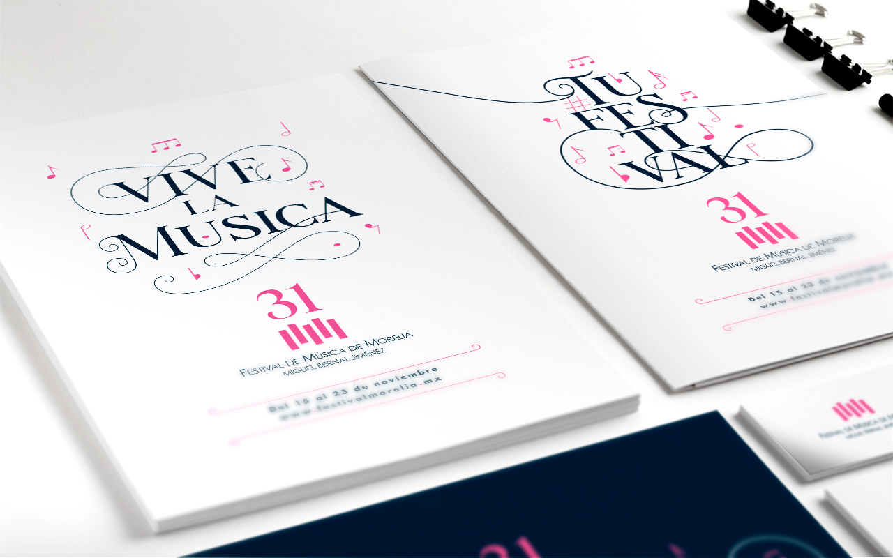 Imagen Edición 31 Festival de Música de Morelia