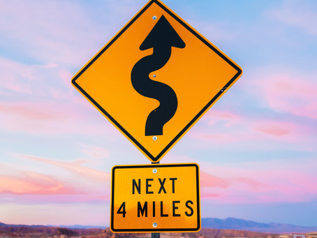 The Winding Road to Writing