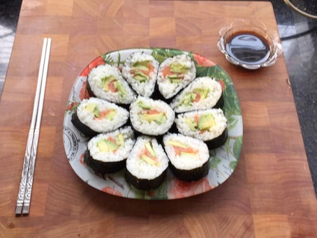 Sushi, Food for Life