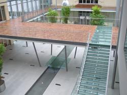 ŘLP_Jeneč,_staircases_and_glass_balustra