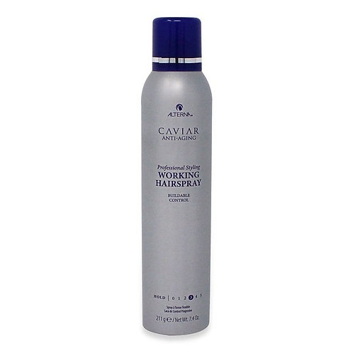 ALTERNA HAIRCARE CAVIAR Anti-Aging® Working Hairspray 212g