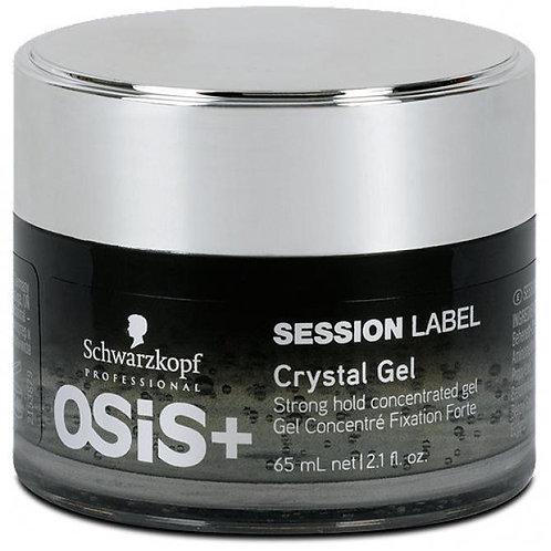 SCHWARZKOPF OSIS Session Label Crystal Gel (65ml)
