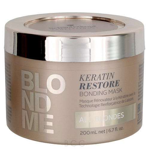 Schwarzkopf BLONDME Keratin Restore Bonding Mask 200ml All Blondes