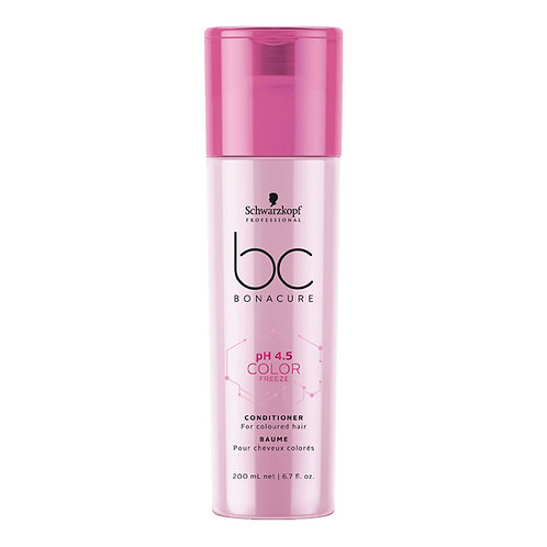 Schwarzkopf Professional BC Color Freeze Conditioner 200ml