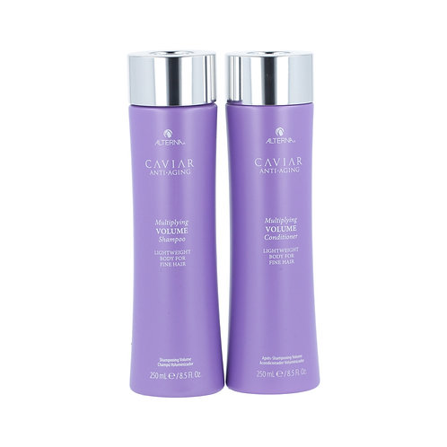 Alterna Caviar Multiplying Volume 250ml Duo