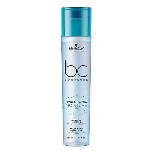 Schwarzkopf Professional BC Hyaluronic Moisture Kick Shampoo 250ml